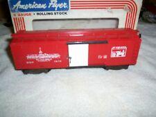 American Flyer #7781 TCA Museum Box Car