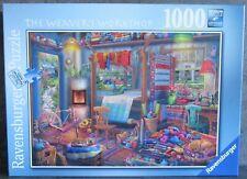 Ravensburger The Weaver's Workshop 1000 Pieces Complete Done Once Excellent Cond