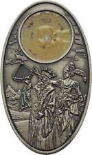 Rare Fiji 2012 Large antiqued Silver$10-Apocalypse,Almagest/Ptolemy mintage 1000