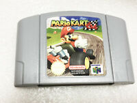For Nintendo N64 Game Mario Kart 64 Video Game Cartridge Console Card US version