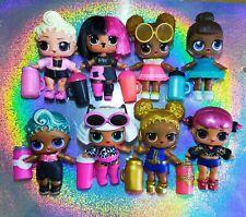 Lol Dolls #3💛💓 BUNDLE X8 💓💛 + accessories COMBINE POSTAGE (CHECK MY LIST)