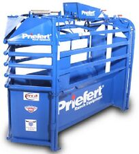 Priefert Fully Automatic Roping Chute RC98AI