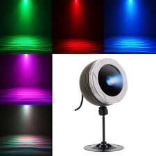 IP65 RGB Galaxy Wave LED Lights Landscape Projector Xmas Decoration Night Lights