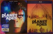 Planet of the Apes (Blu-ray Disc, 2018) Charlton Heston - No Digital