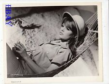 Brigitte Bardot Only For Love VINTAGE Photo