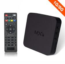 OTT TV Box 4xCpu 4xGPU Android TV Box Internet TV M14
