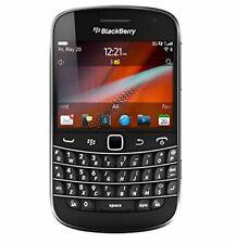 ORIGINAL BlackBerry 9900 Black mit QWERTY-Tastatur (ohne SIM-Lock) - NEU