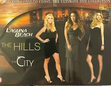 The Hills, The City and Laguna Beach - Complete Collection (DVD, 2011,...