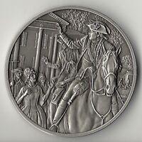 DAR Medal - ELIZA LUCAS PINCKNEY Revolutionary War