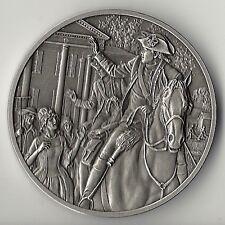 DAR Medal - ELIZA LUCAS PINCKNEY. Great Women of the American Revolution.
