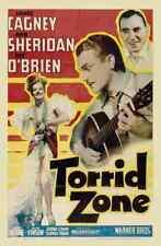 Film A3 Poster Print Torrid Zone 01