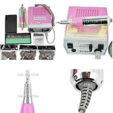 30000RPM Manicure Pedicure Electric Nail File Drill Machine Tool Set Kit Bit 800