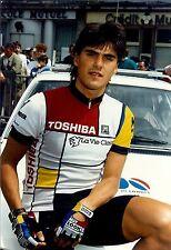 Cyclisme, ciclismo, wielrennen, radsport, PERSFOTO'S TOSHIBA 1987