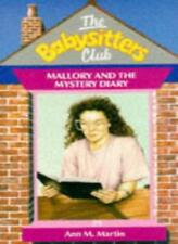 Mallory and the Mystery Diary (Babysitters Club),Ann M. Martin