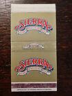 Vintage Box Matchcover: Pittsburgh Brewing Co., Sierra Pilsner Beer   BX