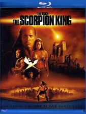 BLU-RAY IL RE SCORPIONE CON THE ROCK USATO