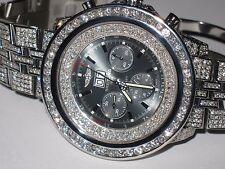 Mens Breitling Bentley 6.75 Diamonds Everywhere