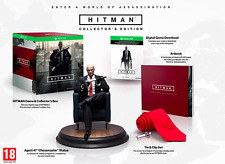 Hitman Premium Collector's Edition for Xbox One Brand New