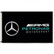MERCEDES BENZ petronas motosport Flag Banner 3x5Feet Man cave