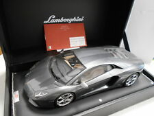 MRLAMBO06E by MR COLLECTION MODELS LAMBORGHINI AVENTADOR LP 700-4 1:18