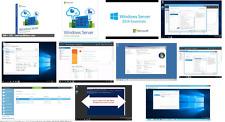 Windows Server Essentials 2016 Clé de licence + lien de téléchargement