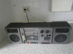 DDR Stereoradiokassettenrecorder EAW Audio 145