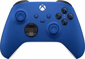 Microsoft QAU-00001 Xbox Series X Wireless Controller Shock Blue