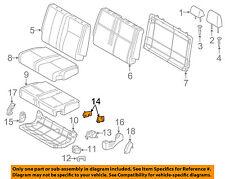 TOYOTA OEM 07-11 Tundra Rear Seat-Hinge Cover 714850C010C0