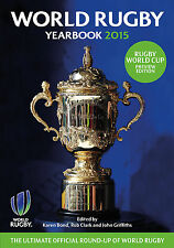 World Rugby Yearbook 2015 - Official Rugby Union book - IRB - Six Nations - RWC