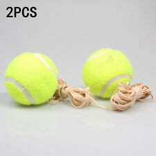 2Pcs Tennis Trainer Yellow Tennis Trainer Replacement Balls High quality