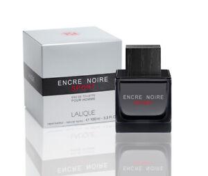 LALIQUE - ENCRE NOIRE SPORT EDT 100ML OVP