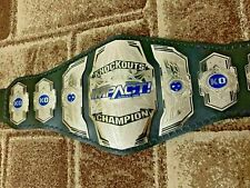 TNA IMPACT KNOCKOUTS Heavyweight Wrestling Championship Belt Adult Size