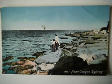 Near Coogee Sydney Old Postcard SW Series