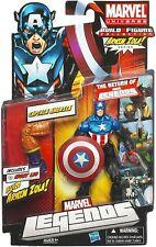 """Marvel Legends Action Figure Captain America 6"""" Action figure"""