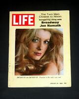 LIFE MAGAZINE JANUARY 24 1969 CATHERINE DENEUVE