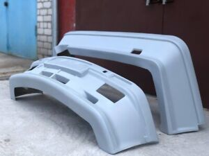 Bmw E30 Mtech 1 Front And Rear Lip With Euro Bumper 1 Piece Replika