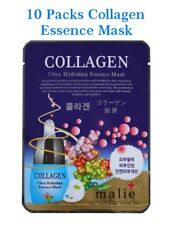 Malie 16pcs 16 Kinds of Ultra Hydrating Essence Mask 25g Korea Cosmetics