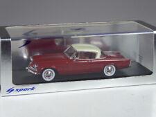 (KI-03-20) Spark Studebaker Champion 1953 rot in 1:43 in OVP