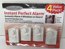 Handy Trends Instant Perfect Alarm. 2 - 4 Packs Home Security A21