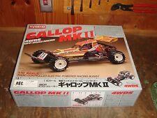 Kyosho Gallop MK2 - NIB Kit  (Vintage, Progress, Optima)