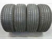 4x Dunlop Sport Maxx RT 2 225/55 R17 97Y *MO Sommerreifen / DOT 2218 / 7,0 mm