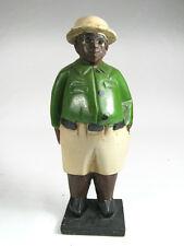 Statuette colon Côte d'Ivoire  / Small Baule colon statuette