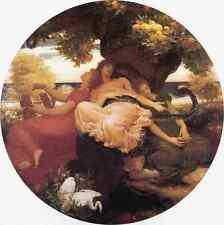 Leighton el Jardín de las Hespérides A4 impresión