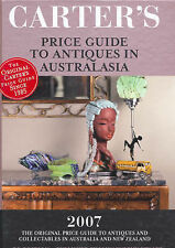 Carter's Price Guide to Antiques in Australasia: 2007 by Carter's Antiques