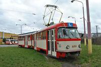 Foto Straßenbahn Bratislava ATw 8133