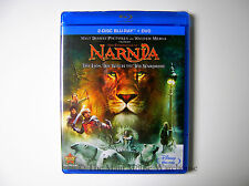 Disney C.S. Lewis Chronicles of Narnia Lion Witch and The Wardrobe Blu-ray & DVD