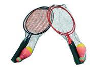 Simba Mini Badminton Set mit 3 verschiedenen Bällen