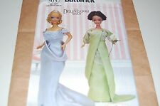"Butterick Pattern # 3057 - Barbie ""The Delineator Girls"" Circa 1912 Gowns - NEW"
