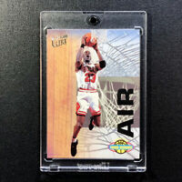"MICHAEL JORDAN 1993 FLEER ULTRA #7 FAMOUS NICKNAMES ""AIR"" CHICAGO BULLS NBA MJ"