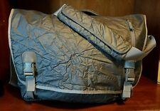 """INCASE Alloy Messenger Shoulder Bag for Mac-book Pro 15"""" laptop Grey Steel"""
